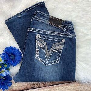 👖|•VIGOSS•| 'The Chelsea-Slim Boot' Jeans•Sz 20👖